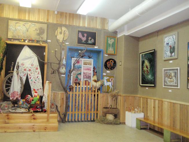 Город Петушки Музей Петуха